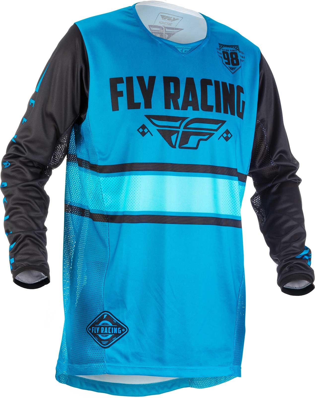 Motocross Dirtbike Offroad 2018 Fly Racing Kinetic Era Jersey