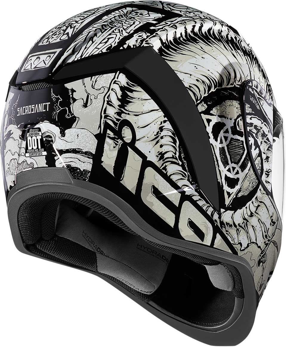 Icon Airform Sacrosanct Street Helmet