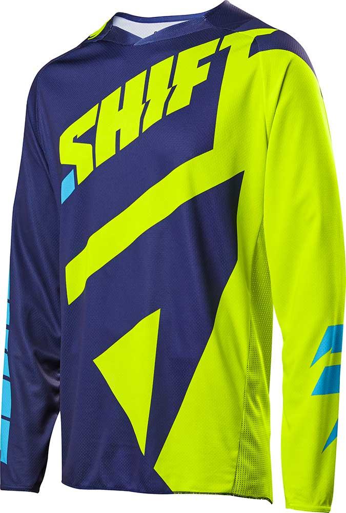 2017 Shift Black Label Mainline Jersey Motocross Dirtbike Offroad ATV