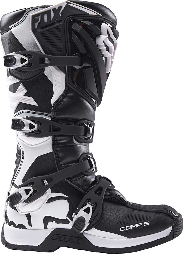 d47198aedb4 Details about 2019 Fox Racing Womens Comp 5 Boots - Motocross Dirtbike