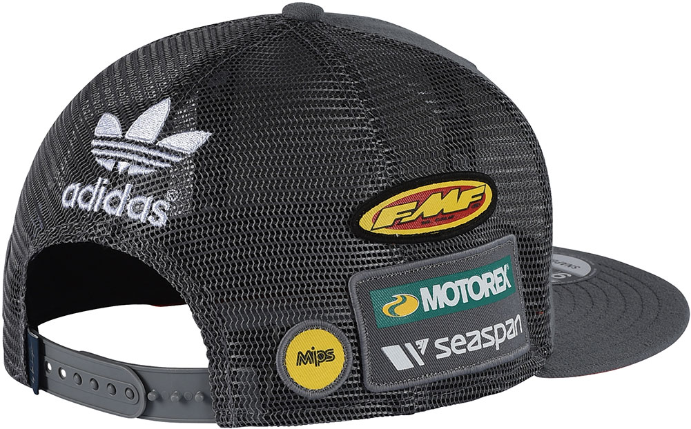 2018 Troy Lee Designs KTM Team Snapback Hat - Mens Lid Cap  f8291e93b18