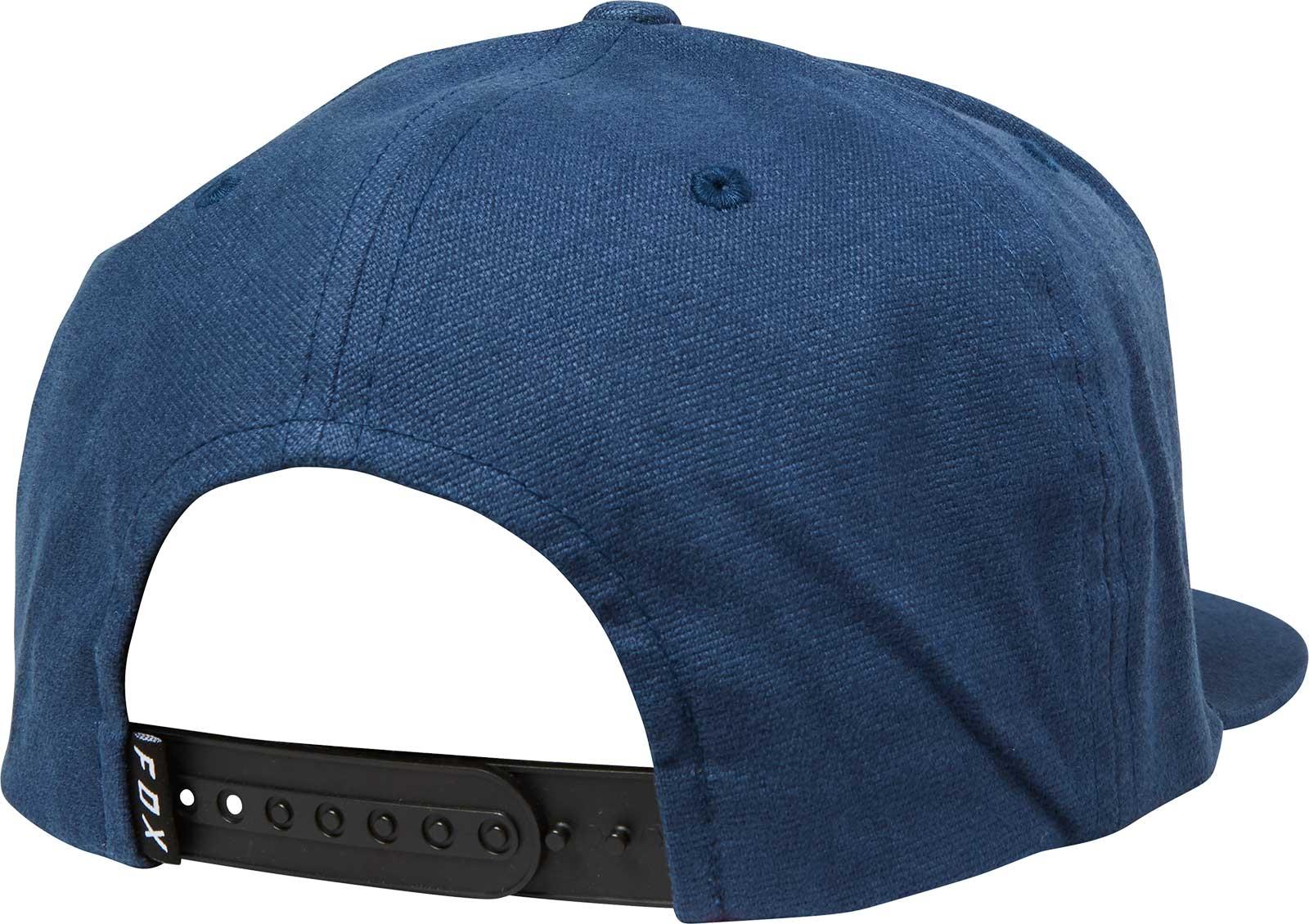 Mens Lid Cap Fox Racing Instill Snapback Flat Bill Men/'s Hat