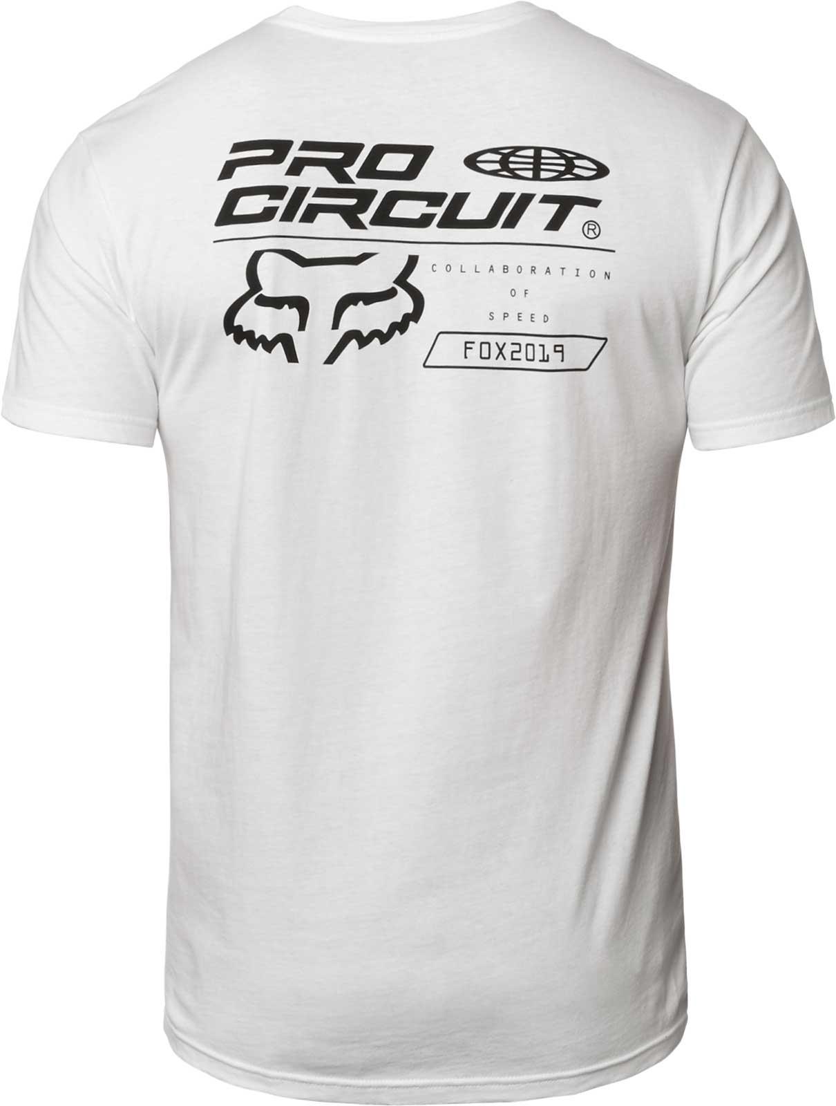 Fox-Racing-Pro-Circuit-Premium-T-Shirt-Mens-Tee thumbnail 7