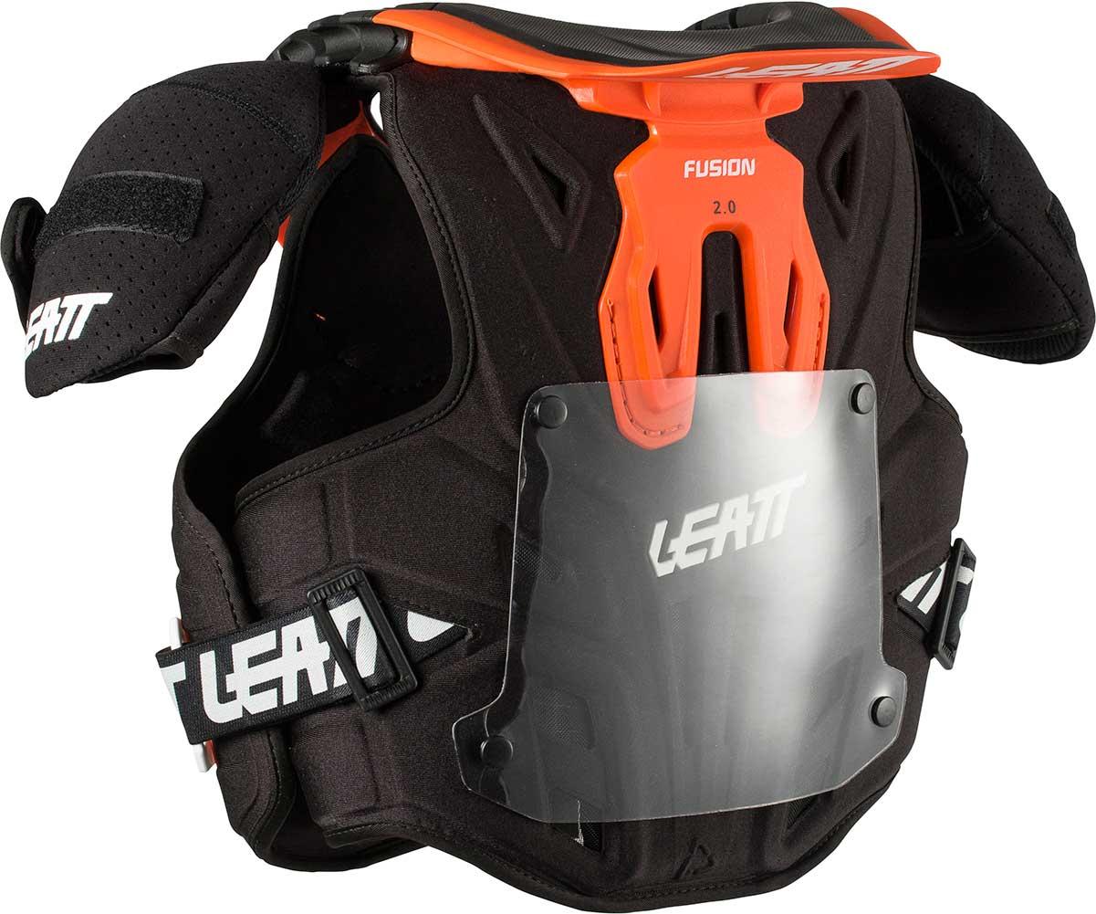 Leatt Leatt Leatt Youth Fusion 2.0 Junior Vest Mountain Bike Downhill Youth f7d813