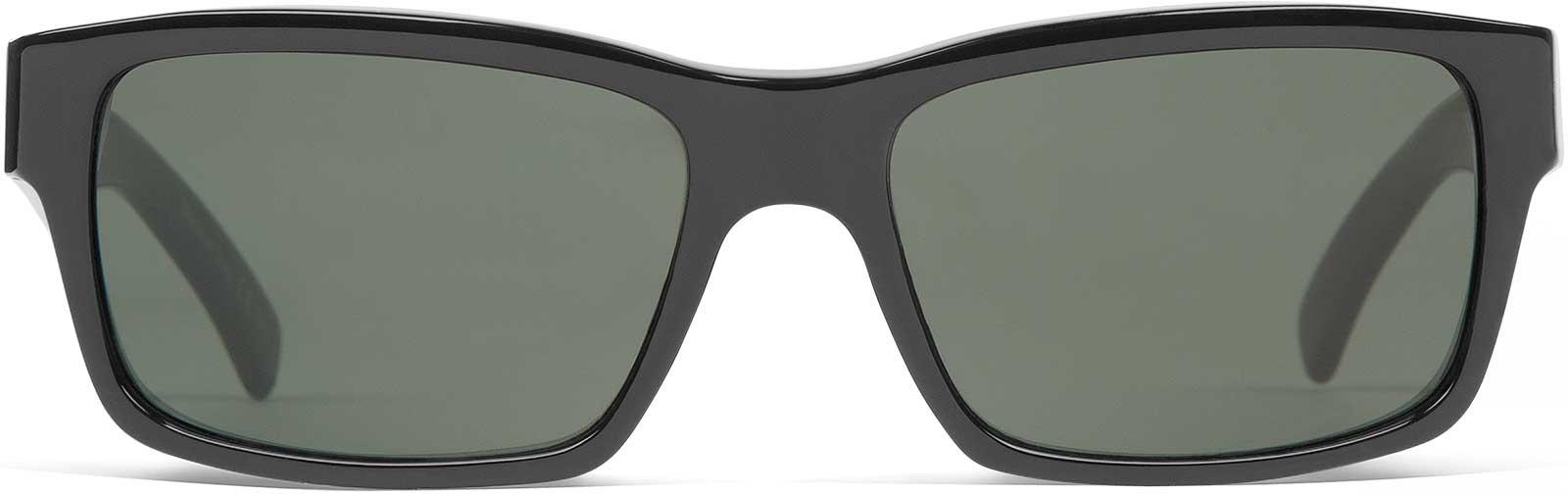 New VONZIPPER Sunglasses VZ FULTON Black Frames with Polarized Grey Lenses