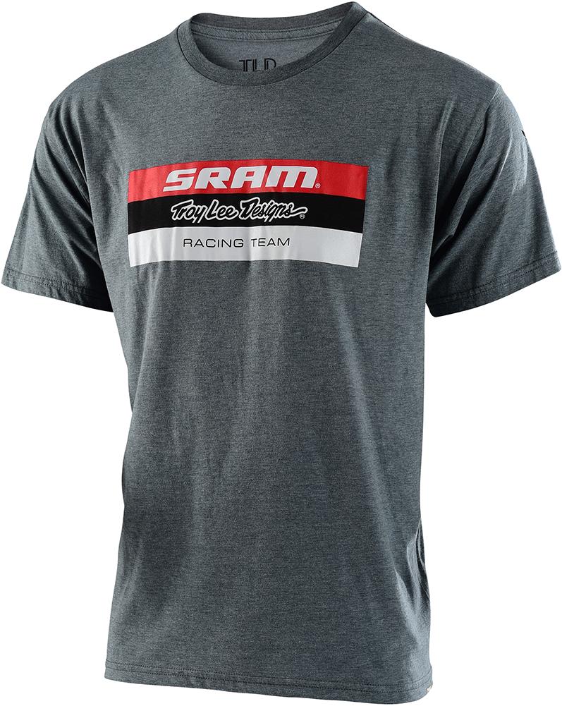 troy lee designs sram tld racing t shirt mens ebay